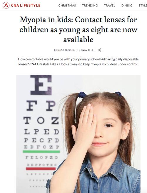 eye specialist media articles - CNA Lifestyle November 2018
